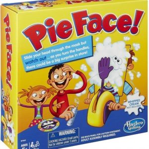 Hasbro Perhepeli Pie Face