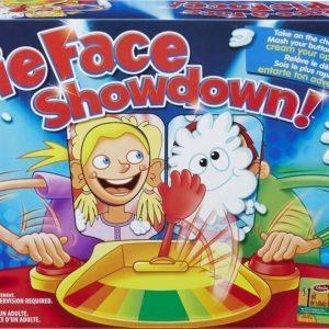 Hasbro Perhepeli Pie Face Showdown