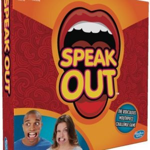 Hasbro Perhepeli Speak Out SE/FI