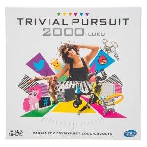 Hasbro Trivial Pursuit 2000´S Lautapeli