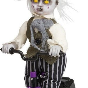 Haunted Bicycle Doll