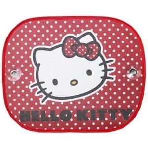 Hello Kitty Aurinkosuojat 2 kpl