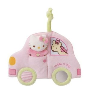 Hello Kitty Baby Puuha-auto