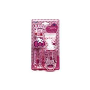 Hello Kitty Hampaidenhoitotarvikkeet