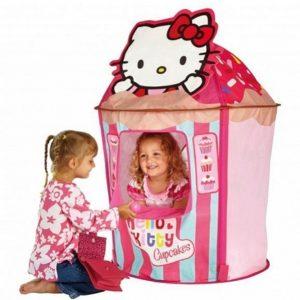 Hello Kitty Leikkiteltta