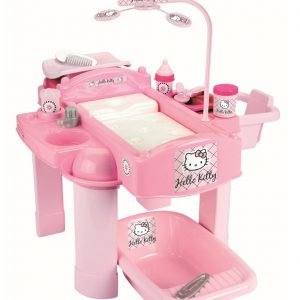 Hello Kitty Nuken Hoitopöytä