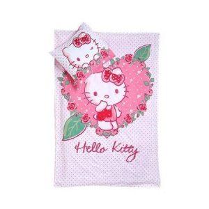 Hello Kitty Pussilakanasetti