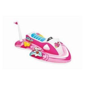 Hello Kitty Ride-On istuttava ilmapatja