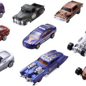 Hot Wheels Lahjapakkaus 10 autoa