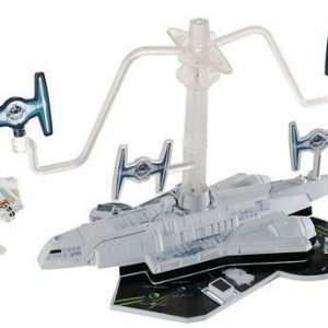 Hot Wheels Star Wars Starship Playset Musta