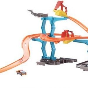Hot Wheels Track Builder -aloituspakkaus