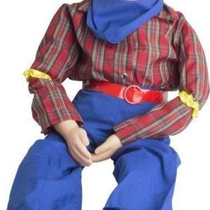 Howdy Doody -vatsastapuhujanukke
