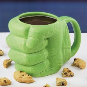 Hulk Shaped Mug