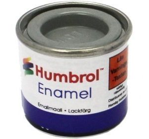 Humbrol 001 Grey Primer matta