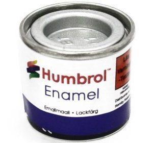 Humbrol 011 Silver metallihohto