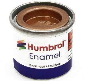 Humbrol 012 Copper metallihohto