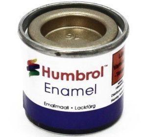Humbrol 016 Gold metallihohto