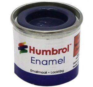 Humbrol 025 Blue matta