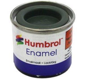 Humbrol 030 Dark Green matta