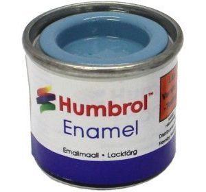 Humbrol 047 Sea Blue kiiltävä
