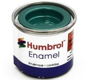 Humbrol 050 Green Mist metallihohto