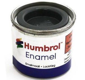 Humbrol 053 Gunmetal metallihohto