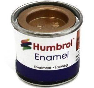Humbrol 054 Brass metallihohto