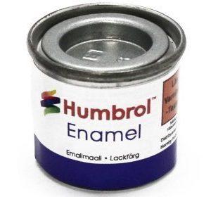Humbrol 056 Aluminium metallihohto