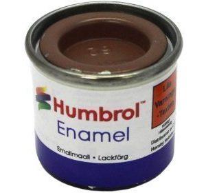 Humbrol 062 Leather matta