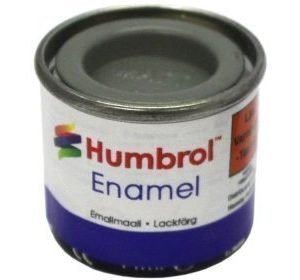 Humbrol 064 Light Grey matta