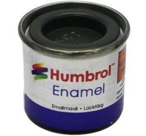 Humbrol 075 Bronze Green matta
