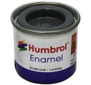 Humbrol 079 Blue Grey matta