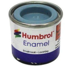 Humbrol 089 Middle Blue matta