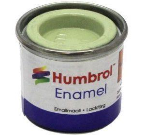 Humbrol 090 Beige Green matta