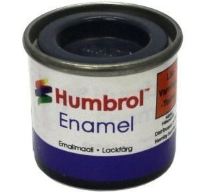 Humbrol 104 Oxford Blue matta