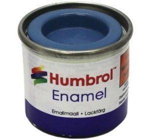 Humbrol 109 WW1 Blue matta