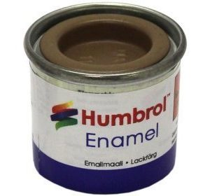 Humbrol 110 Natural Wood matta