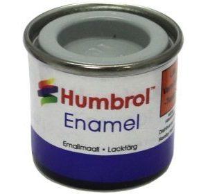 Humbrol 147 Light Grey matta