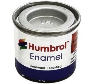 Humbrol 191 Chrome Silver metallihohto