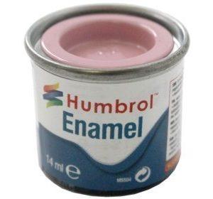 Humbrol 200 Pink kiiltävä