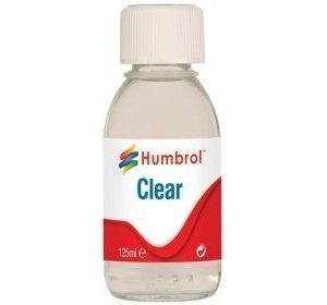 Humbrol Gloss Cote Clear 125ml