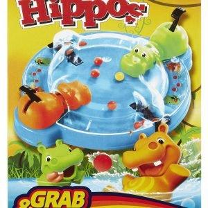 Hungry Hippos Matkapeli