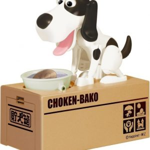 Hungry Hound Coin Bank