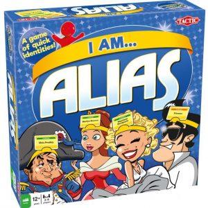 I Am Alias Lautapeli