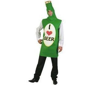 I Love Beer naamiaisasu