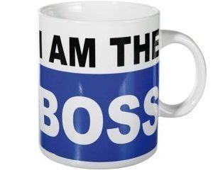 I am the Boss Muki
