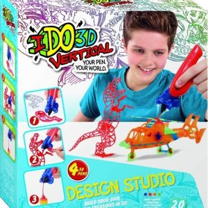 IDO3D Vertical 3D-piirrokset Design set