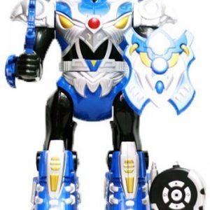 Infrapuna Robotti Warrior Action Sininen