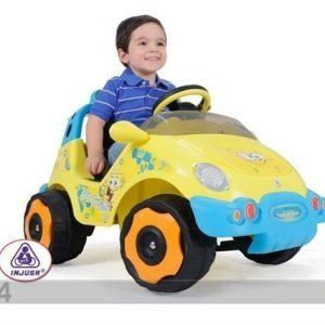 Injusa Sähköauto Injusa Sponge Bob