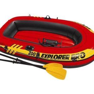 Intex Explorer Pro 200-ilmatäytteinen vene